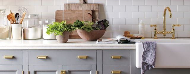 Gorgeous Grey Painted Kitchen Cabinets Ideas
