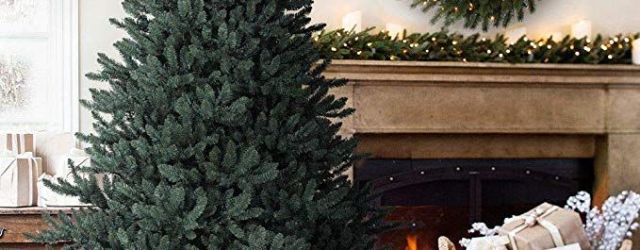 Awesome Unlit Artificial Christmas Trees Ideas