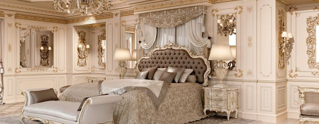 Beautiful Italian Bedroom Set Ideas