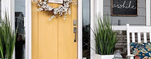 Popular Front Porch Decorating Ideas For Summer Ideas