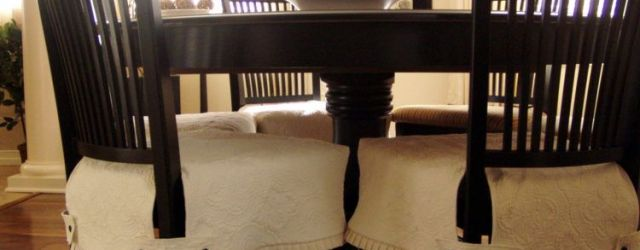 Popular Dining Room Chair Seat Covers Ideas