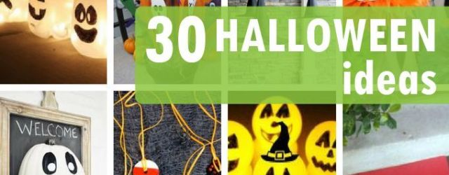 Amazing DIY Halloween Decorations For Kids Ideas