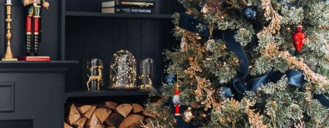 Inspiring Artificial Christmas Trees With Lights Ideas