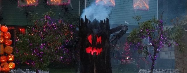 The Best 90 Cool Outdoor Halloween Decorating Ideas