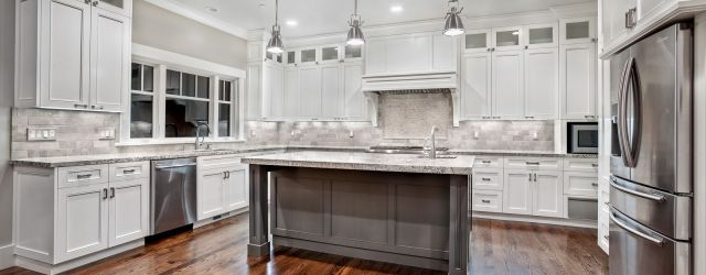 Gorgeous Pictures Of Kitchens With White Cabinets Ideas