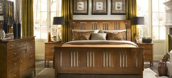 Inspiring Mission Style Bedroom Furniture Ideas
