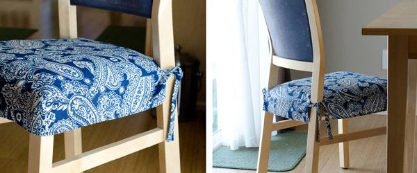 Affordable Kitchen Chair Seat Covers Ideas