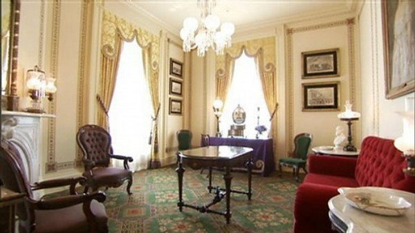 lincoln sitting room 2008