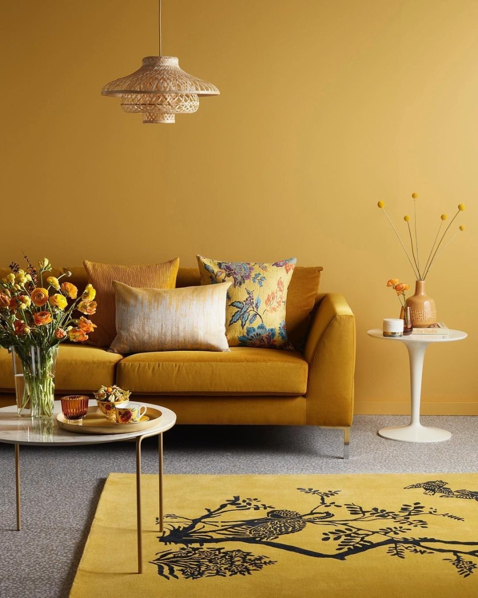How Can You Use Mellow Yellow Into Your Decor Trendbook
