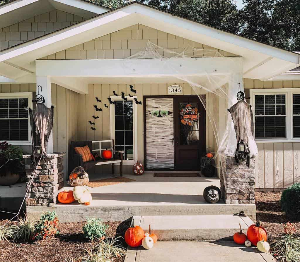 the top 72 front porch decorating ideas