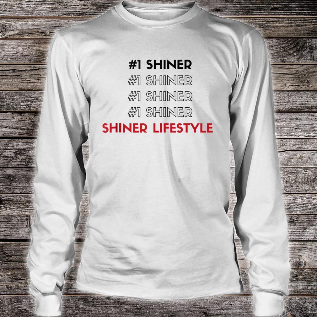 #1 Shiner Lifestyle Drownii Apparel Shirt long sleeved