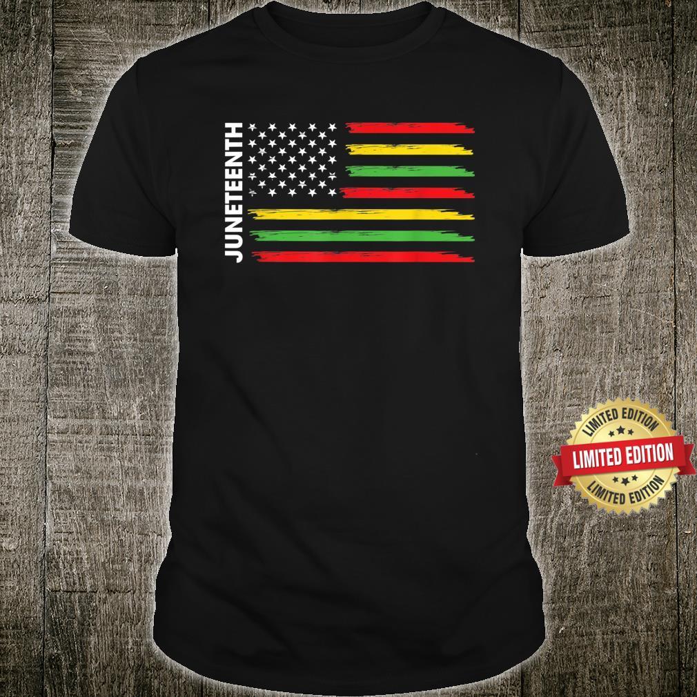 JUNETEENTH Freeish Since 1865 Melanin Ancestor Black History Shirt
