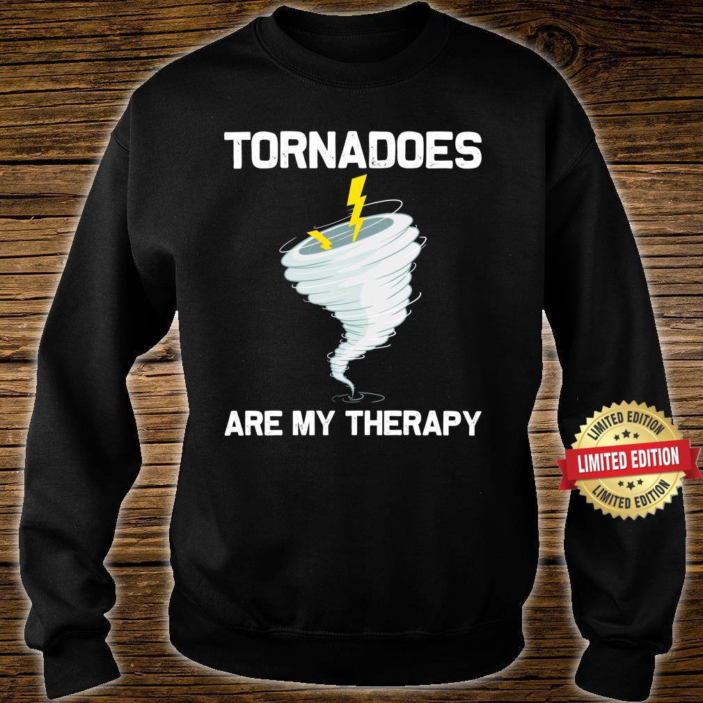 Tornado Hurricane Weather Chaser Shirt sweater