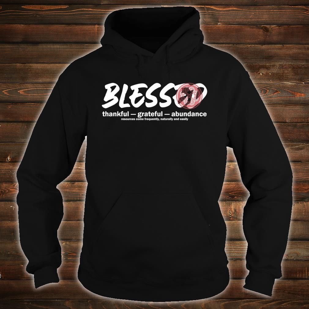 Blessed Hmong Shirt hoodie
