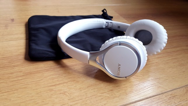 review sony headset