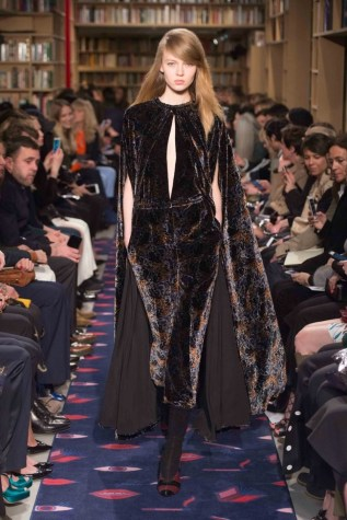 by sonia rykiel herfst winter 2015 trend cape
