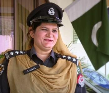 Watch: Meet Asmat Ara The First High Ranking Policewoman Of Peshawar