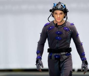 See Jon Snow (Kit Harrington) Capture Session Photos For Call of Duty: Infinite Warfare