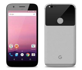 Google Mobile Comparison: Google Pixel vs Pixel XL