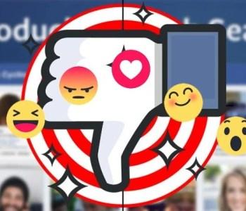 Facebook May Finally Bring The Dislike Reaction