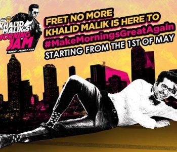 Khalid Malik Is Making A Comeback To Radio