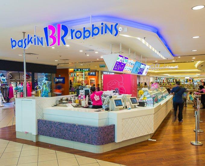 Baskin robbins the best ice cream restaurant in world