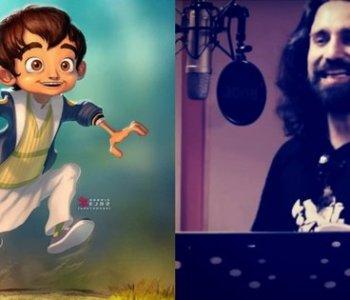 Ali Noor reveals his secret villain role in this new Pakistani animated feature film