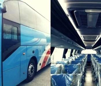 Daewoo Express expands its fleet with new Daewoo Dragon buses
