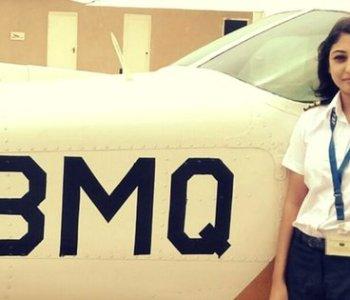 Meet the newest Pakistani female commercial pilot