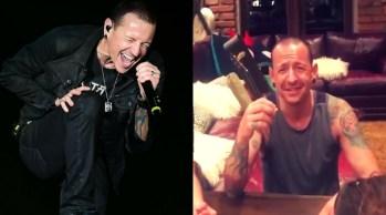Linkin Park Chester Bennington's wife shares heartbreaking last video of him