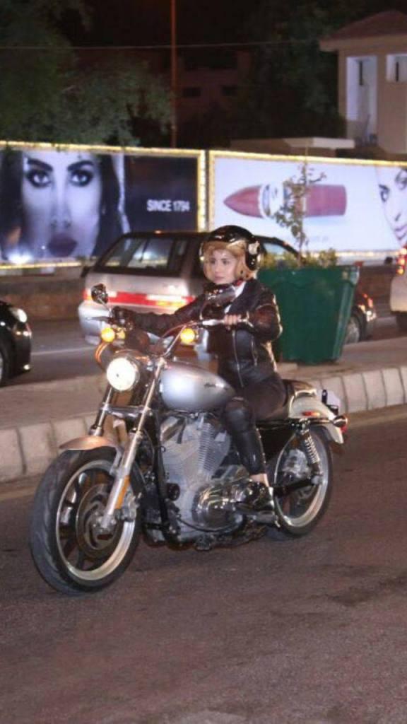 Sohai Ali Abro Led A Heavy Bike Rally In Karachi While