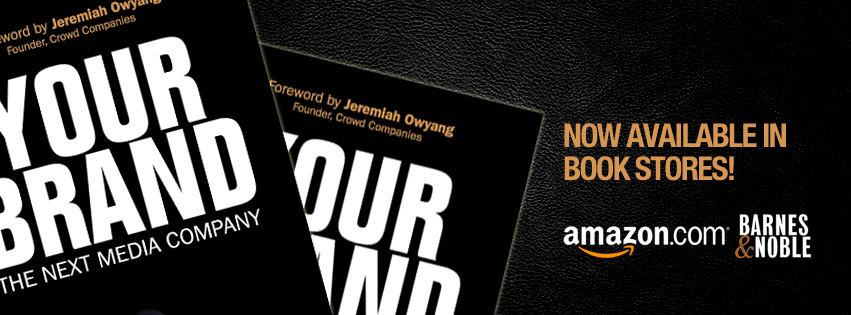 "The Book That Saved My Social Marketing Career: ""Your Brand, The Next Chapter"" By Michael Brito"