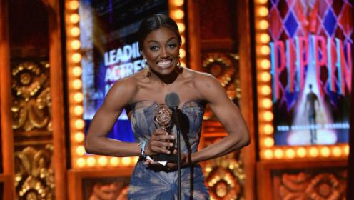 Patina Miller Tony Awards 2013