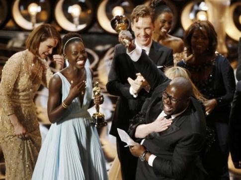 Steve McQueen Academy Awards Oscars 2014
