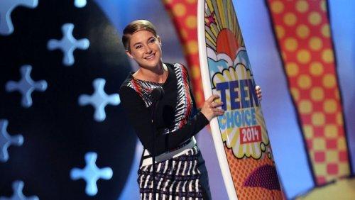 Shailene Woodley Teens Choice Awards 2014