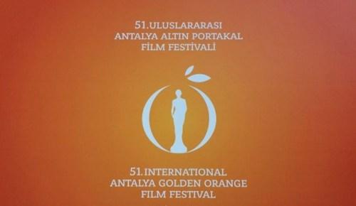 51 International Antalya Golden Orange Film Festival Logo