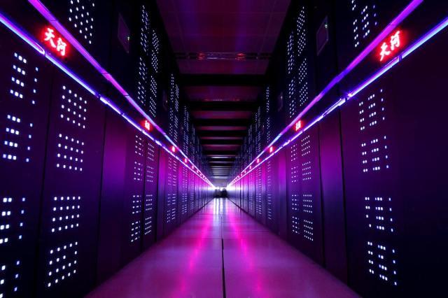 Tianhe-2A (Milky Way 2A) Supercomputer