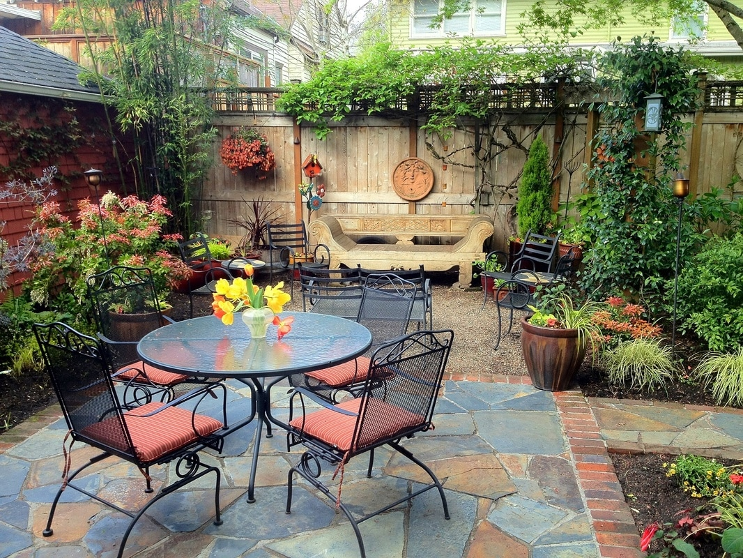 Home and Garden Landscaping Ideas - Want to know? on Bungalow Backyard Ideas id=13345