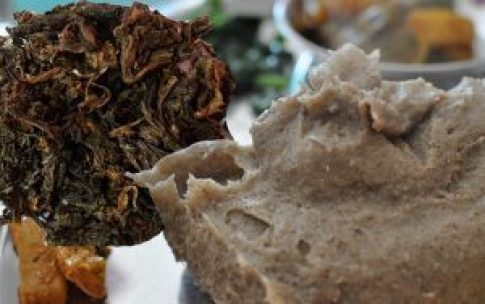 Gundruk and Dhido Famous Food of Nepal