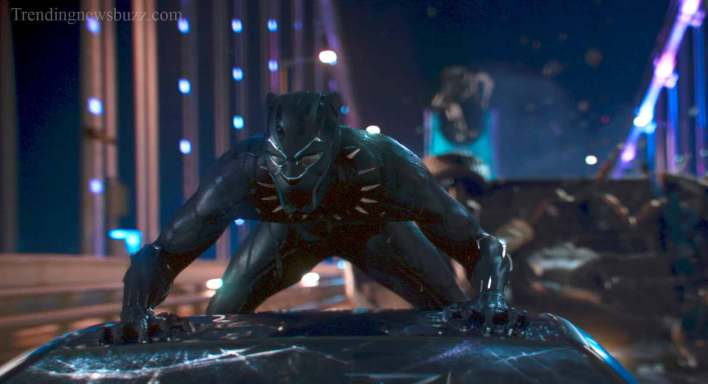 Black panther 2 - scoailly keeda