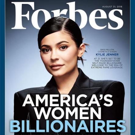 Kim Kardashian, Kylie Jenner, Cosmetics, Billionaires, United States