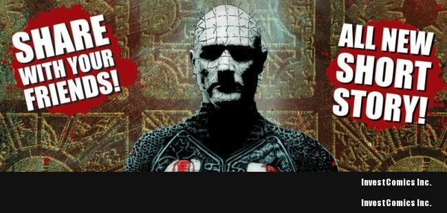 Prelude To The First Issue Of Hellraiser