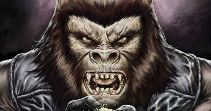 BOOM! STUDIOS BRINGS YOU AN EXPLOSIVE NEW ONGOING PLANET OF THE APES