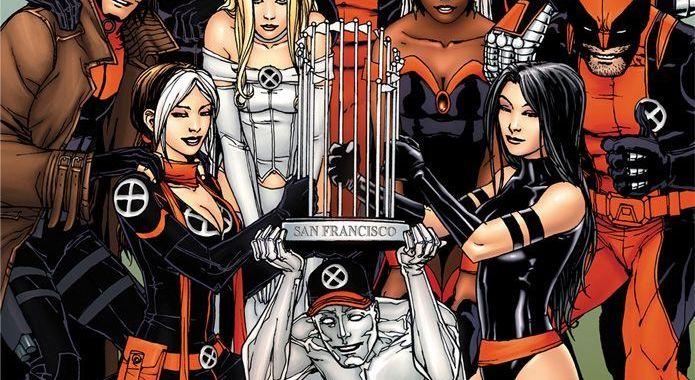 MARVEL UNVEILS EXCULSIVE WONDERCON COVER TO UNCANNY X-MEN #534