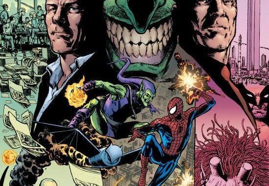Spider-Man! Dark Reign! American Son!