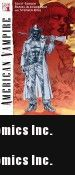 Jim Lee's Variant Cover for American Vampire #1