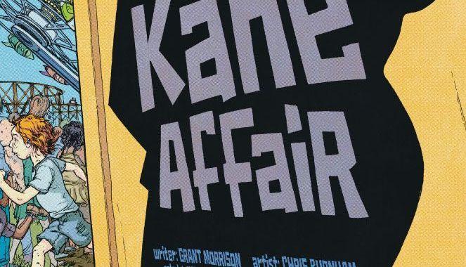 BATMAN INC.'S CHRIS BURNHAM signs exclusive with DC