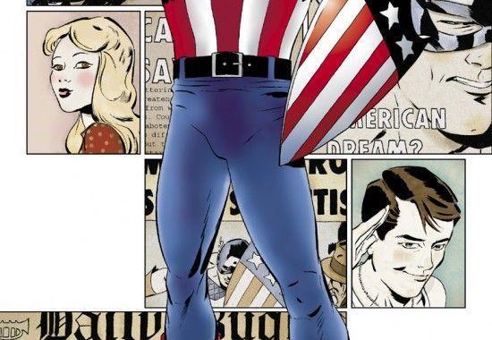 Captain America 50 Returns