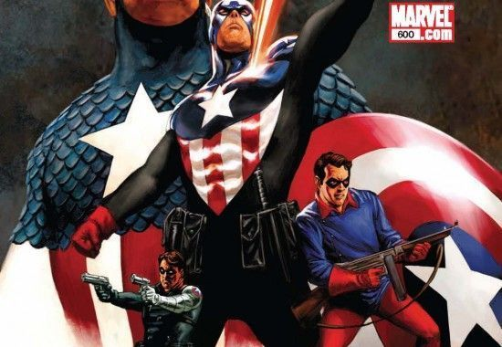 Marvel Comics for 6-17-09