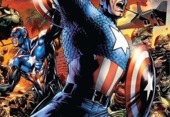Marvel Comics for 7-01-09